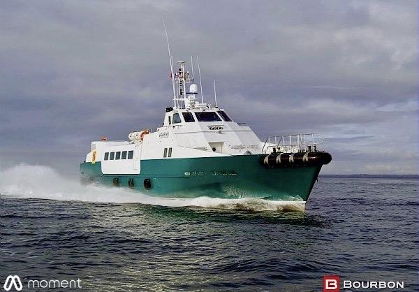 Bourbon Mobility enhances its maritime services with Moment's on-board entertainment platform