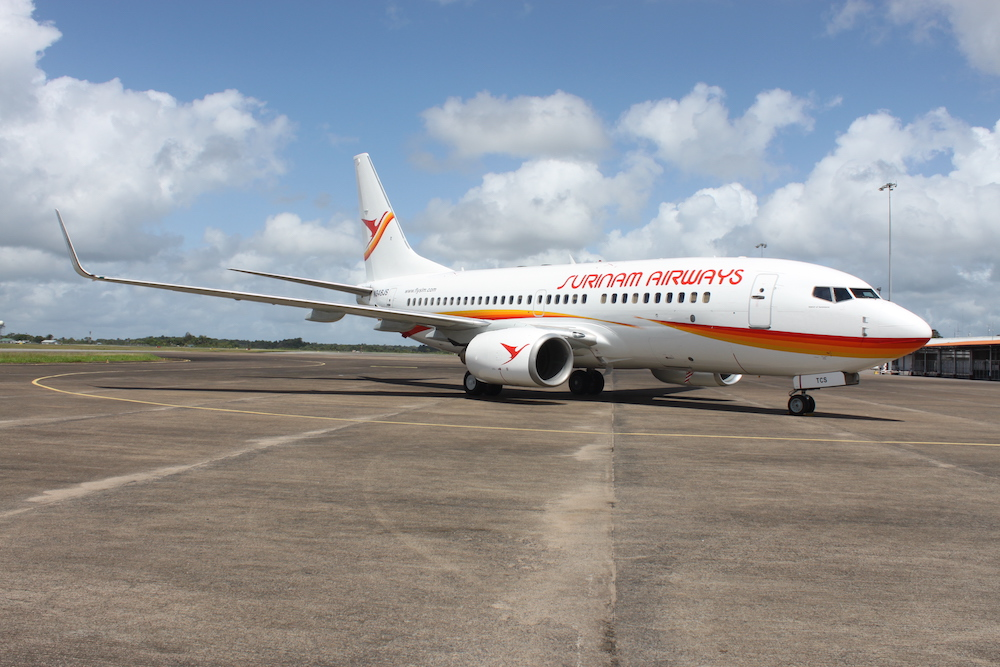 Surinam Airways adopts Moment's Flymingo Box W-IFE solution